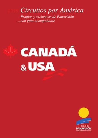 Panavisión Tours Circuitos Circuitos por Canadá y USA 2015