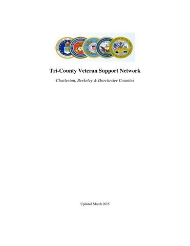 Tri county veteran support network