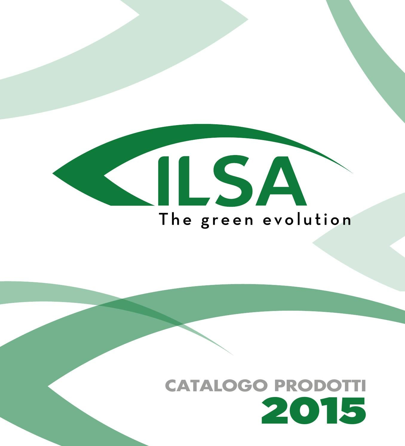Ilsa catalogo 2015 by ilsa s p a issuu for Progress catalogo 2015