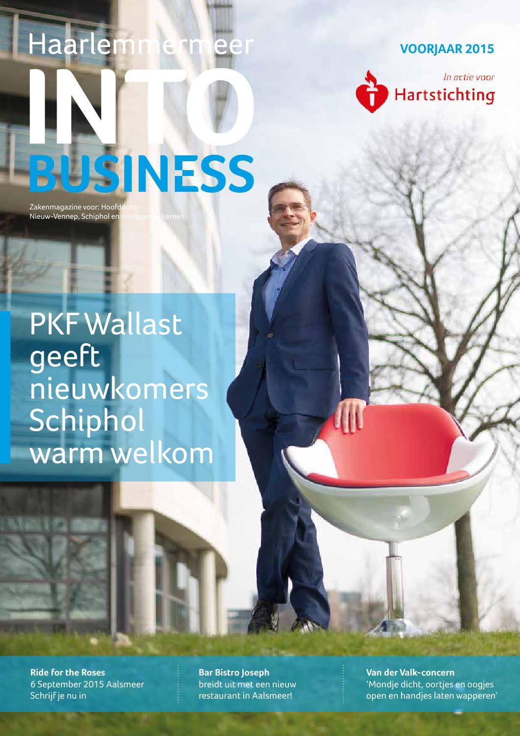 Haarlemmermeer INTO business voorjaar 2015 by INTO Business - issuu