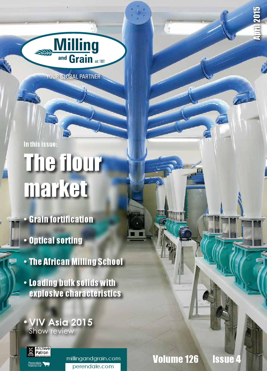 Apr 2015 Milling And Grain Magazine By Perendale