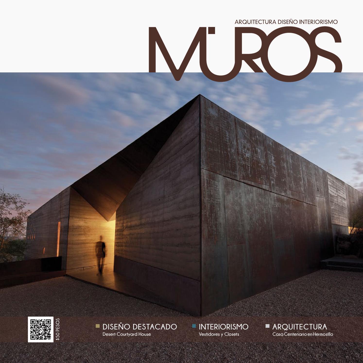 Edici n 16 revista muros arquitectura dise o - Paginas de arquitectura y diseno ...
