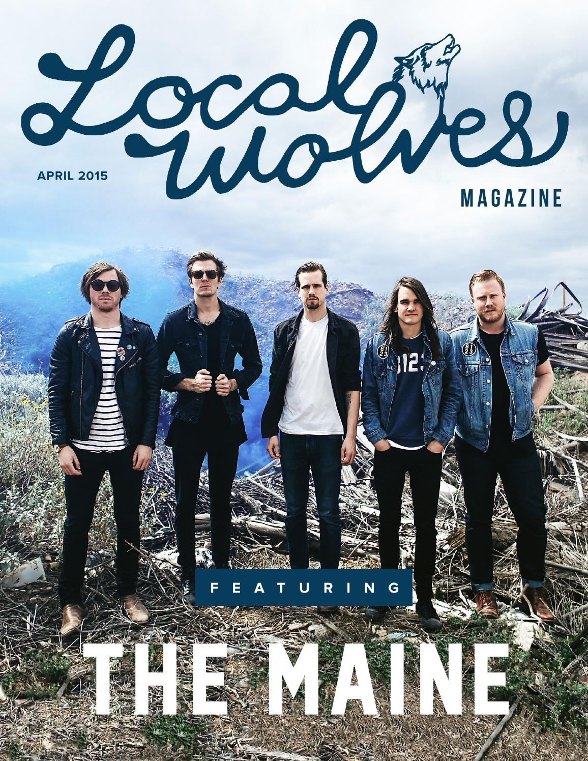 Image result for local wolves magazine images