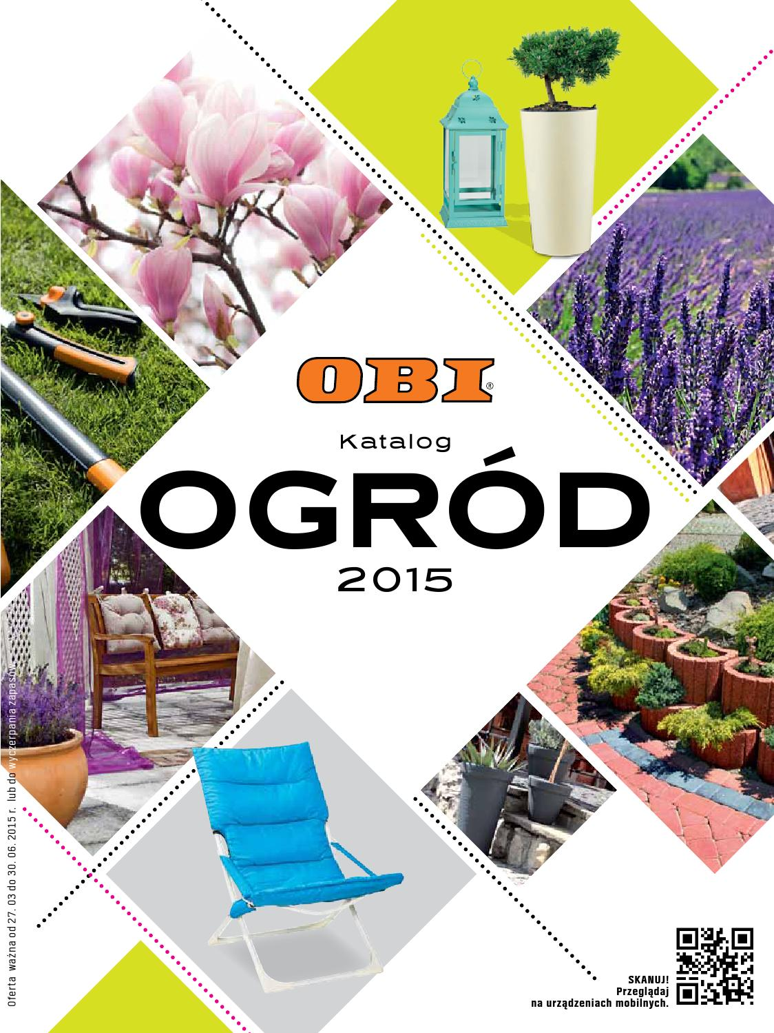 obi katalog ogr d 2015 by finmarket issuu. Black Bedroom Furniture Sets. Home Design Ideas