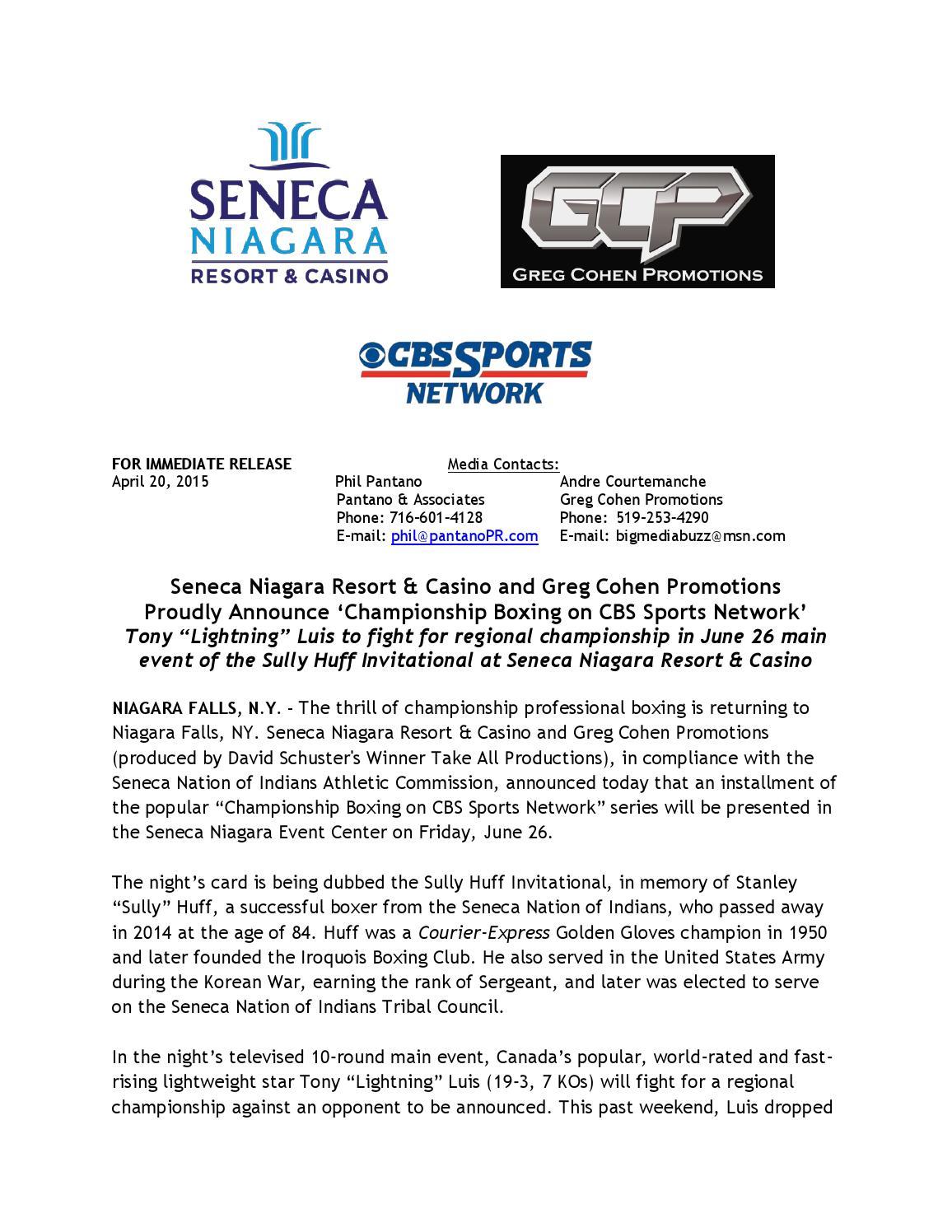 Seneca falls casino phone number