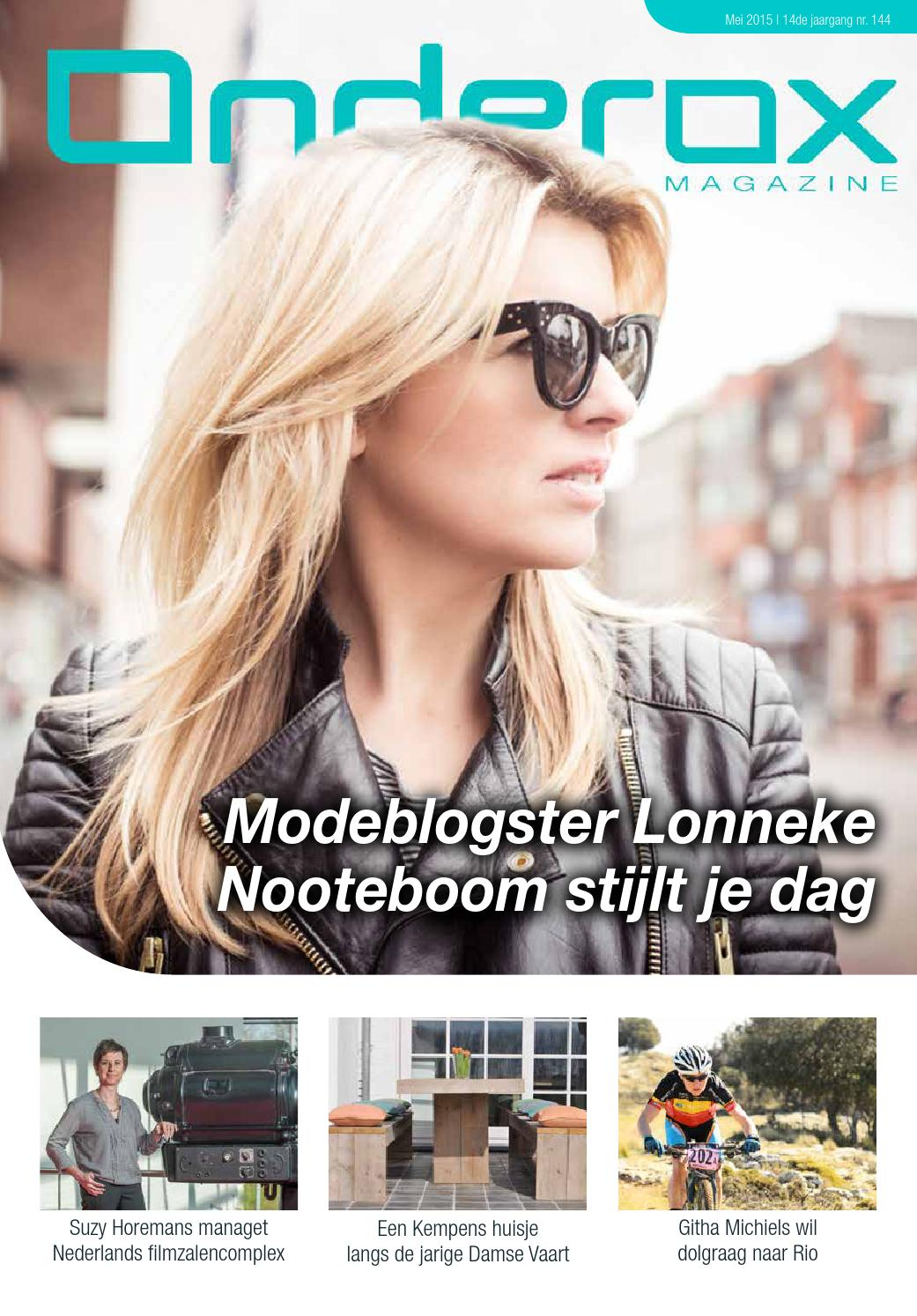 Onderox mei 2015 by de heuvel uitgeverij   issuu