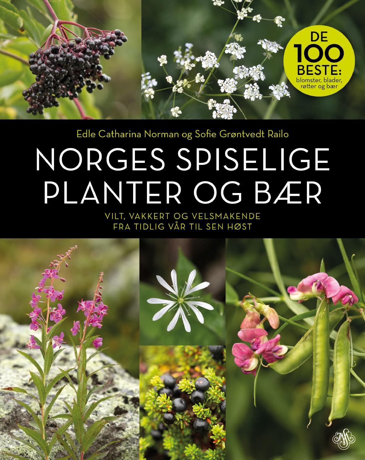 Spiselig i norsk natur