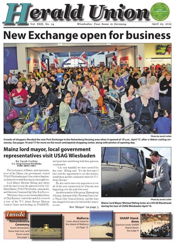 Herald Union, April 23, 2015