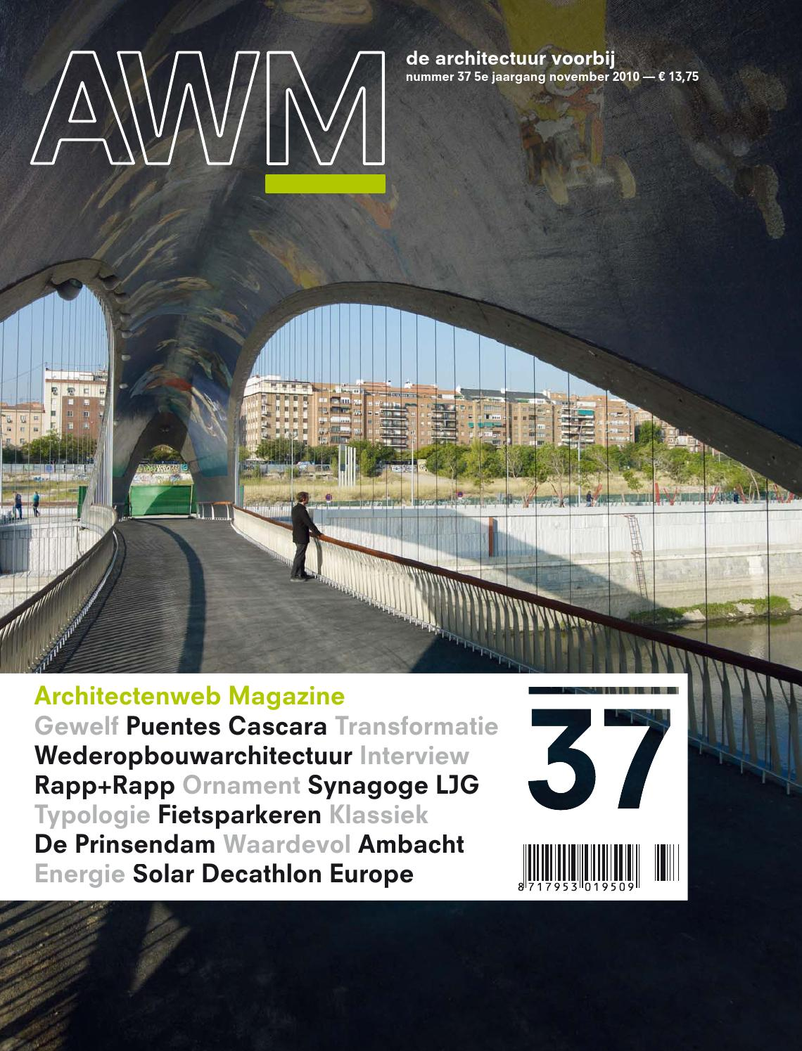 AWM 41 by Architectenweb - issuu