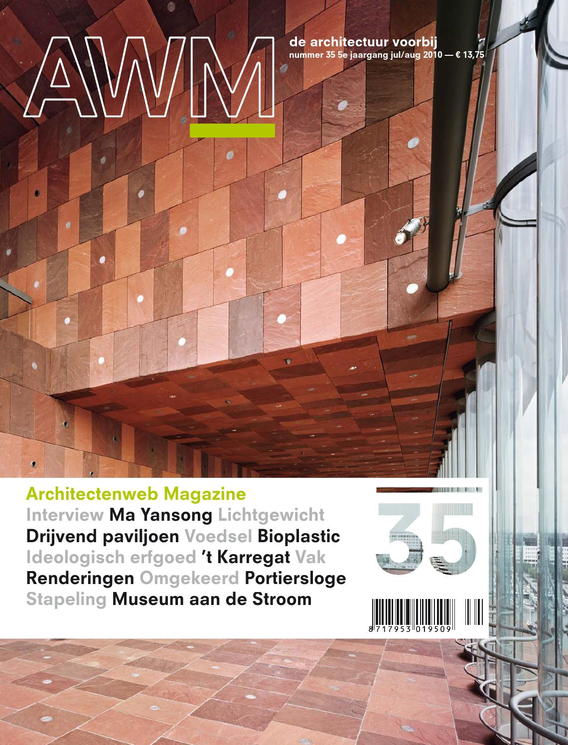 AWM 50 by Architectenweb - issuu