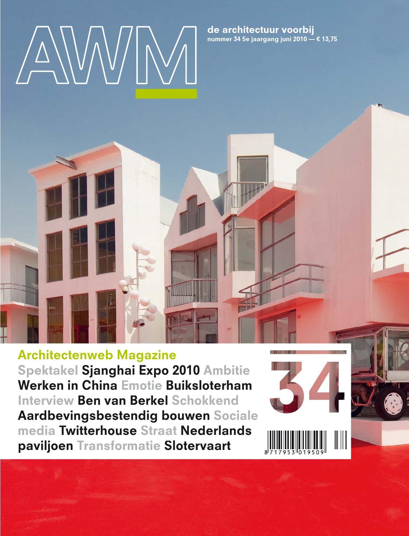 AWM 34 by Architectenweb - issuu