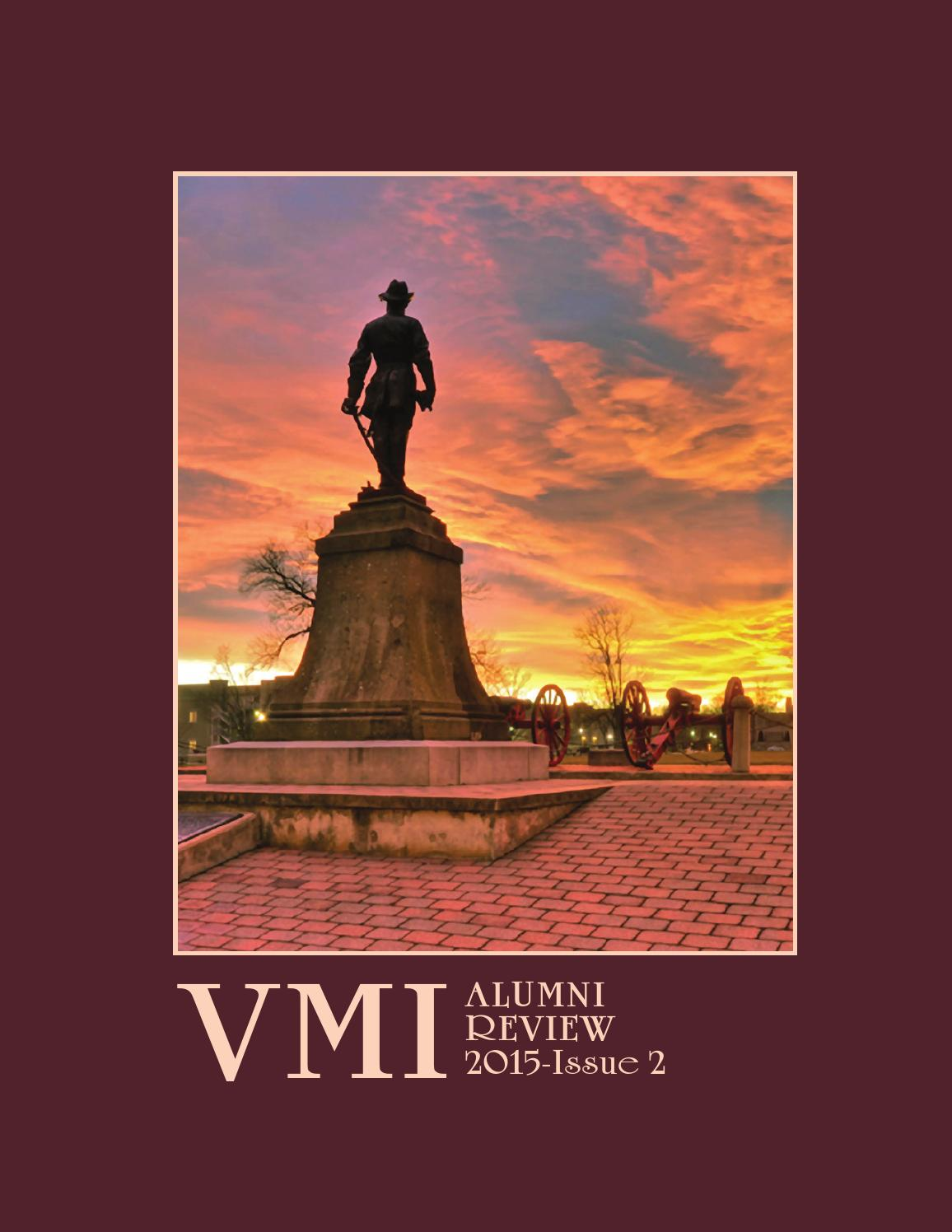 alumni review issue by vmi alumni agencies issuu