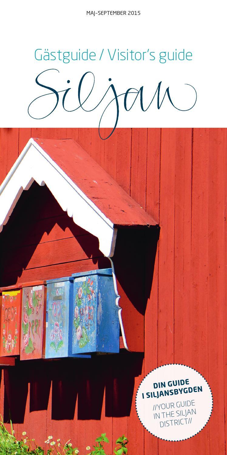 Siljan just nu 1 2016 by siljan turism   issuu