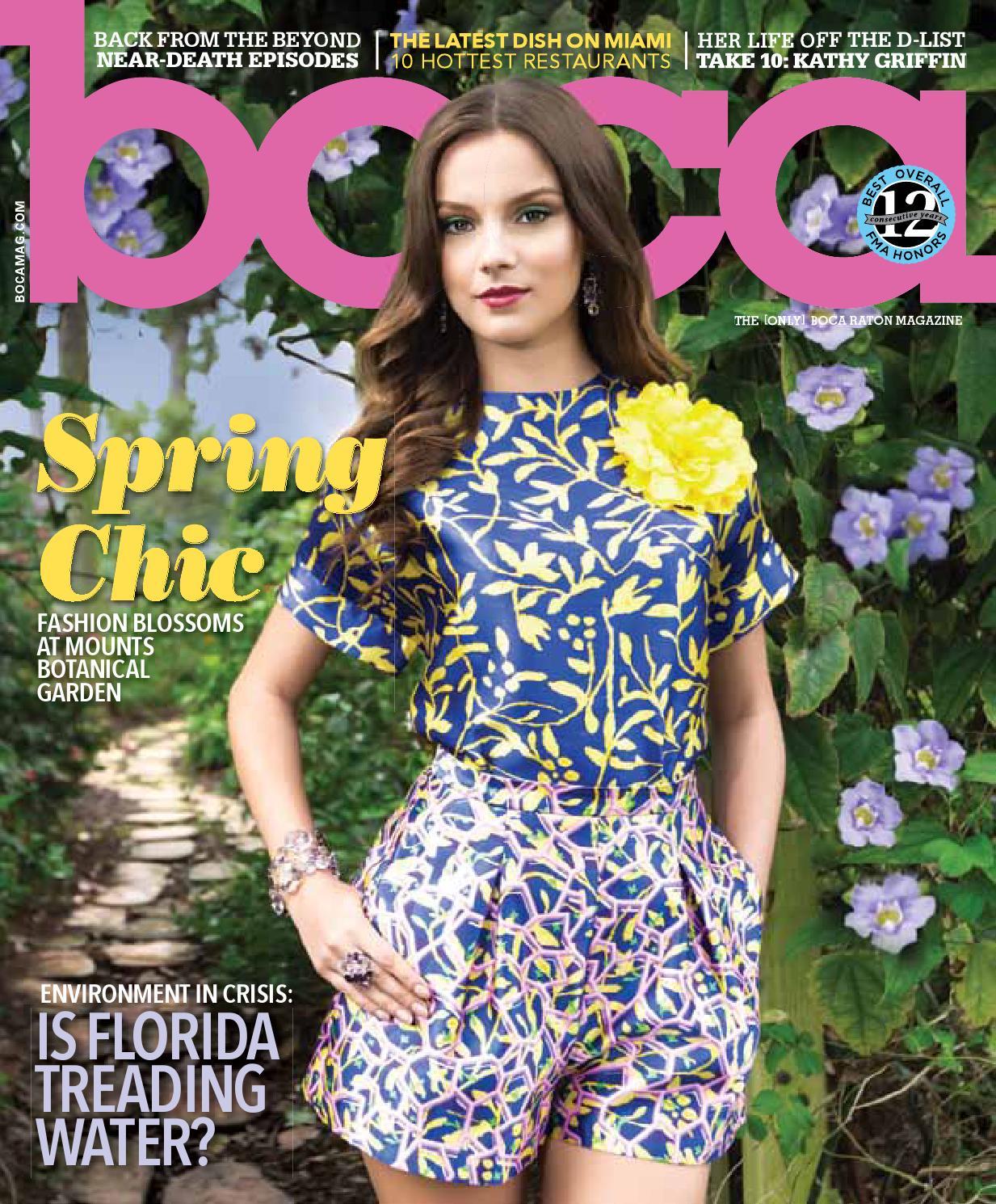 Boca Raton magazine Sept  Oct       by JES Publishing   issuu Issuu