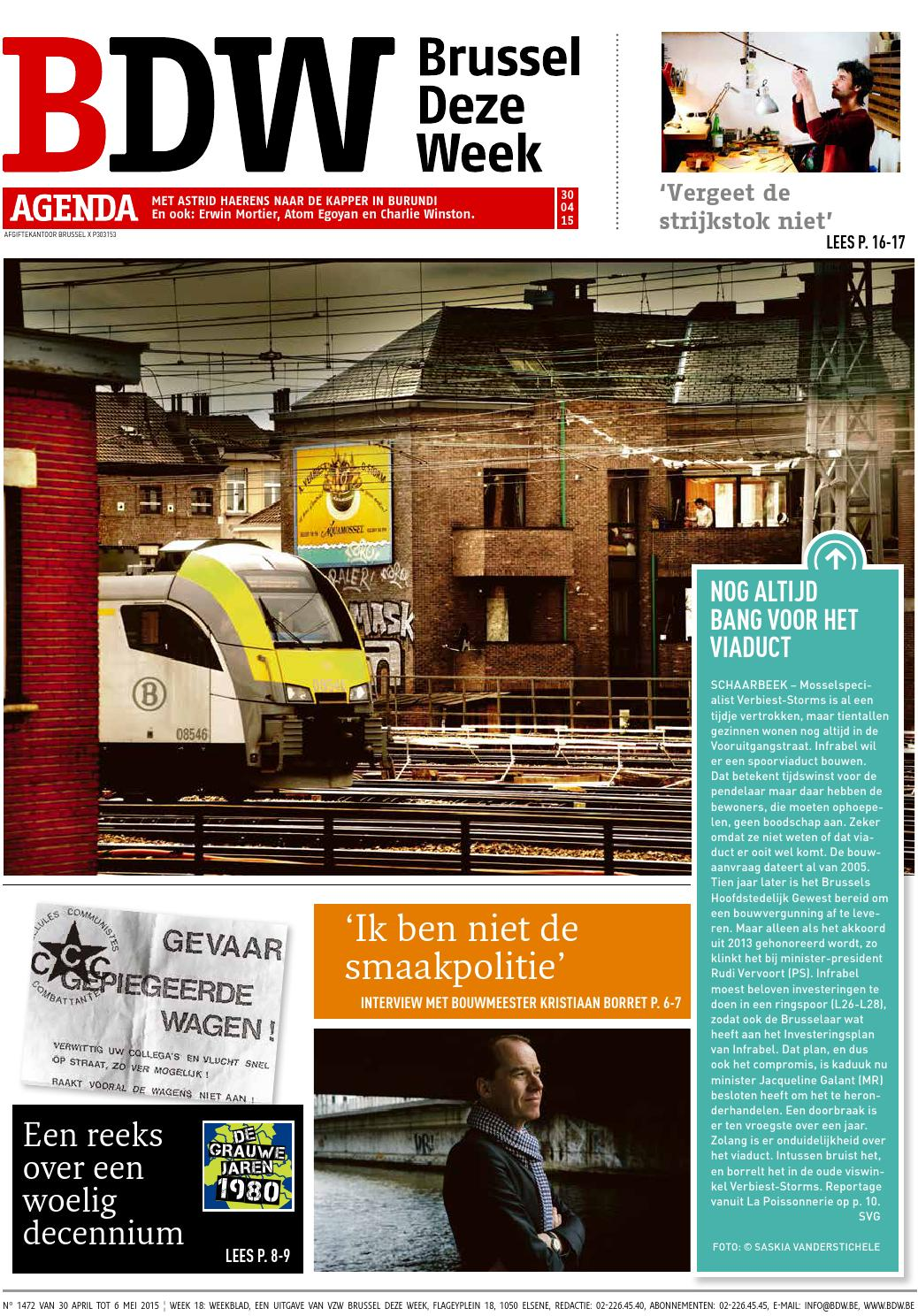 Bdw   editie 1472 by brusselnieuws.be   issuu