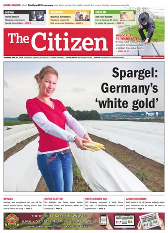 The Citizen - April 30, 2015
