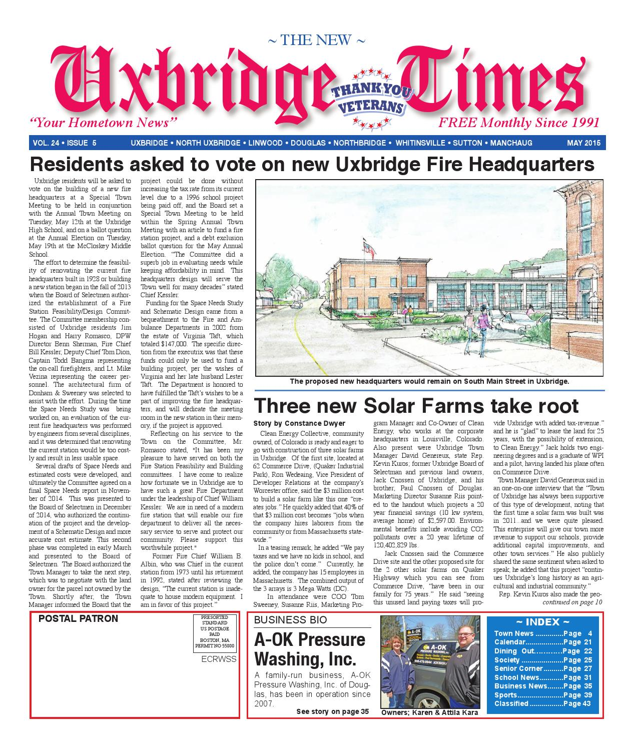 the new uxbridge times by the new uxbridge times issuu the new uxbridge times 2015