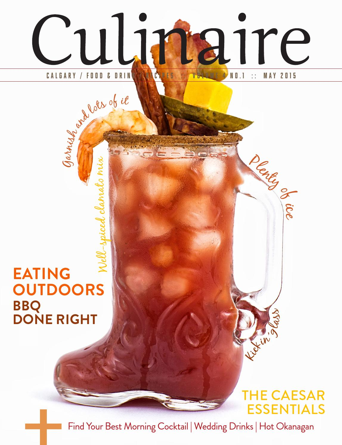 Culinaire 4 1 may 2015 by culinaire magazine issuu for Culinaire