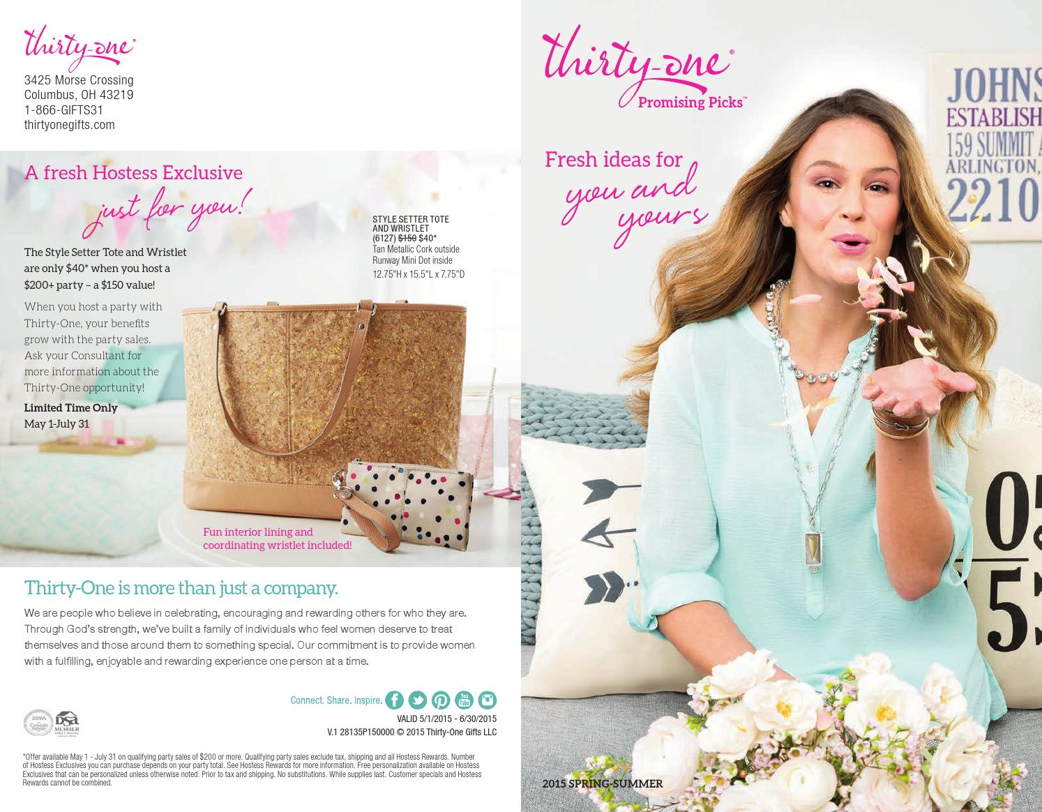 Home Interior Party Consultant Thirty One Promising Picks By Hillary Bullions Issuu