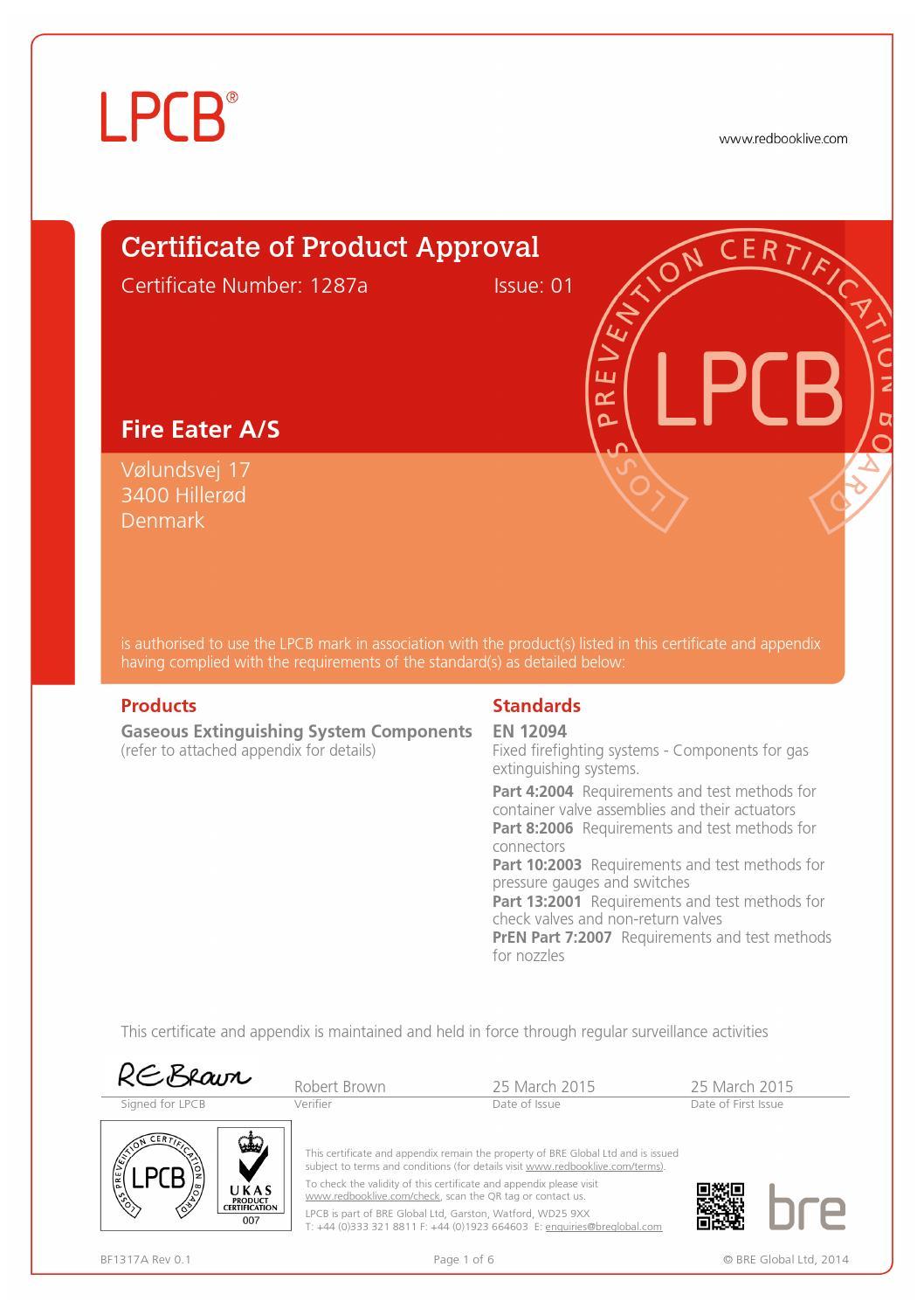 Appendix IIa: Guidance Document