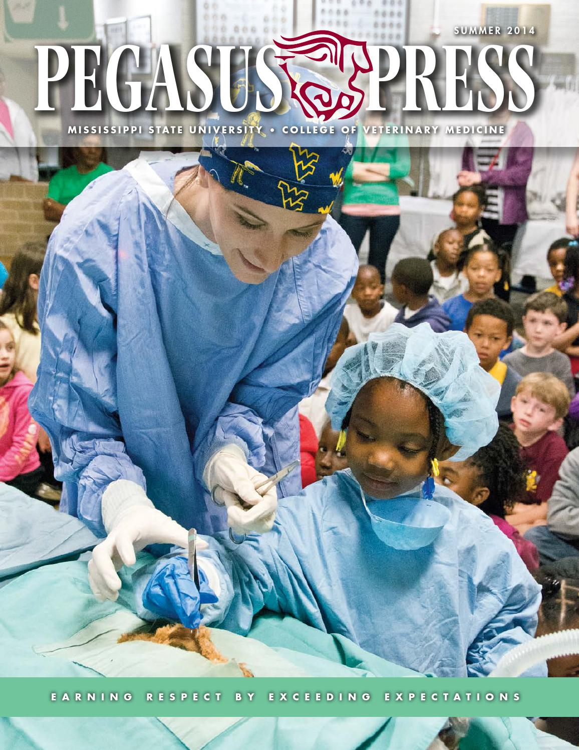 ohio state college of veterinary medicine 2011 2012 by rhymes pegasus press summer 2014