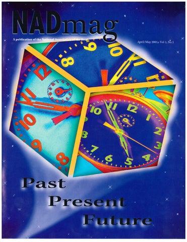NADmag 2001 Vol. 1 No. 1