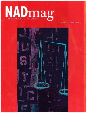 NADmag 2001 Vol. 1 No. 3