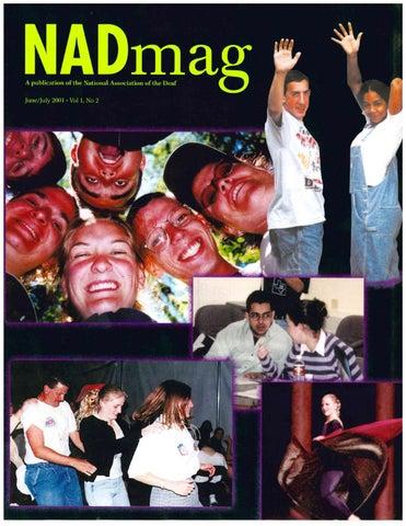 NADmag 2001 Vol. 1 No.2