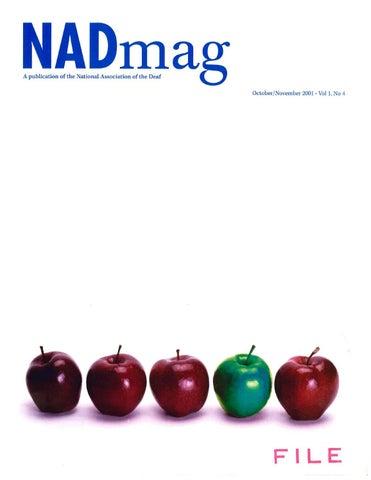 NADmag 2001 Vol. 1 No. 4
