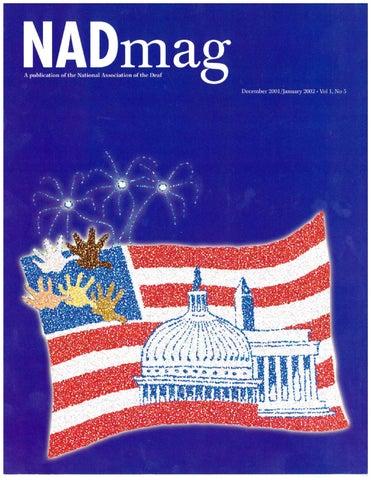 NADmag 2001 Vol. 1 No. 5