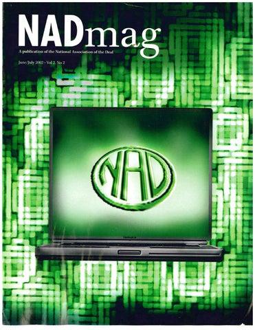 NADmag 2002 Vol. 2 No. 2