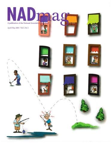 NADmag 2003 Vol. 3 No. 1