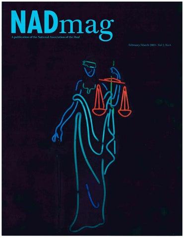 NADmag 2003 Vol. 2 No. 6