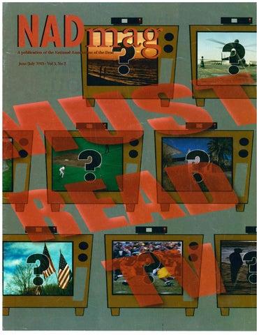 NADmag 2003 Vol. 3 No. 2