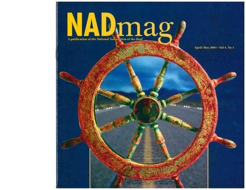 NADmag 2004 Vol. 4 No. 1