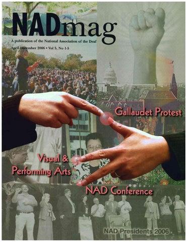 NADmag 2006 Vol. 6 No. 1-5