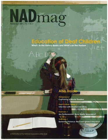 NADmag 2007 Vol. 7 No. 2