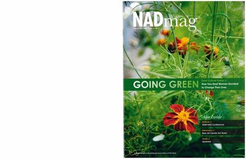 NADmag 2008 Vol. 8 No. 4