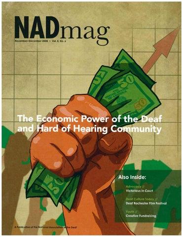 NADmag 2008 Vol. 8 No. 6