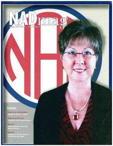 NADmag 2010 Vol. 10 No. 2