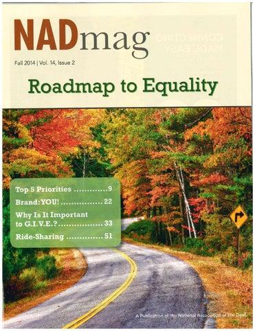 NADmag 2014 Vol. 14 Iss. 2