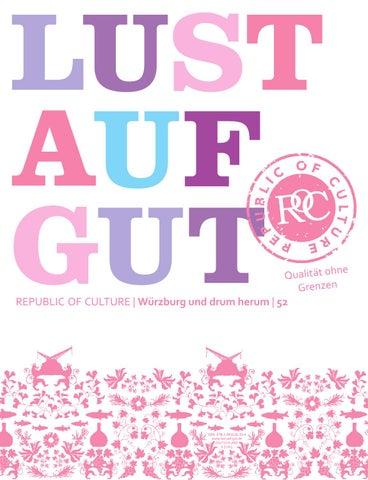 LUST AUF GUT Magazin | Würzburg Nr. 52