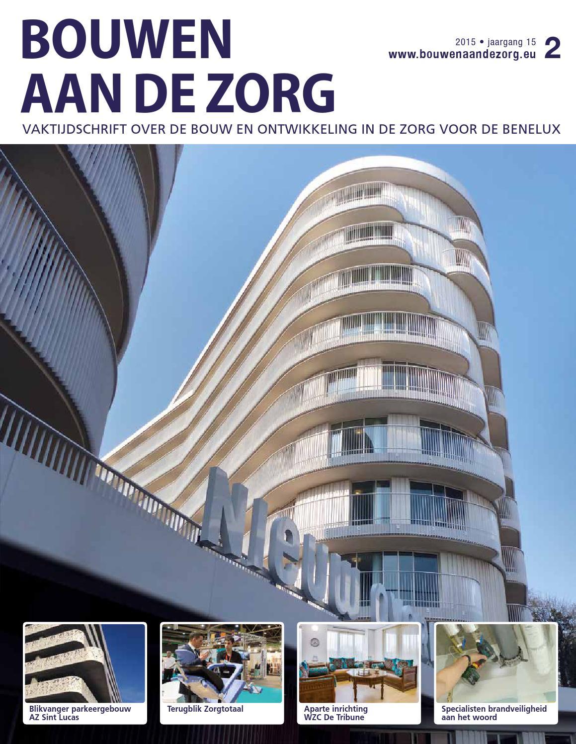 Bouwen aan de Zorg 03 2014 by Louwers Uitgeversorganisatie BV - issuu