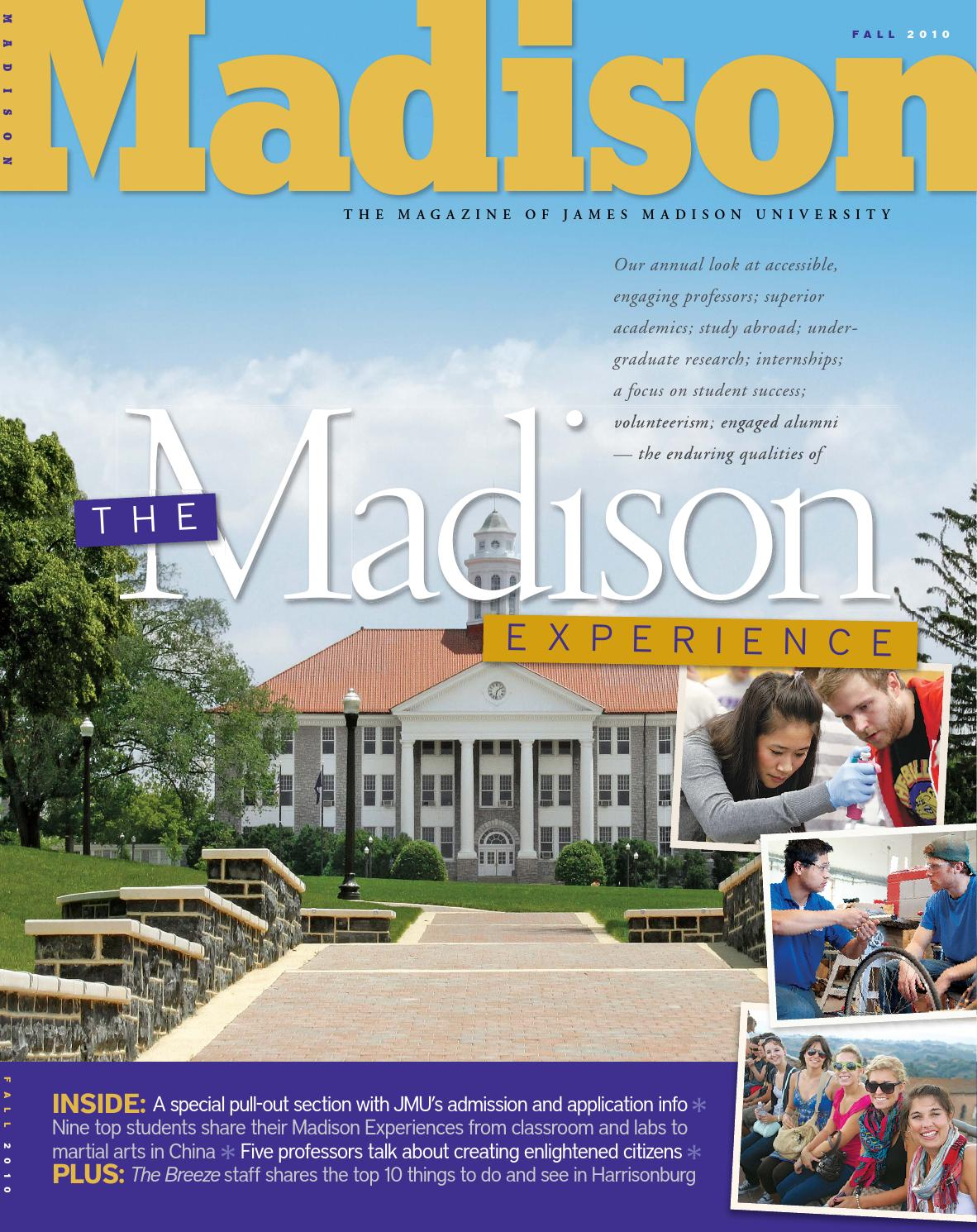 madison fall by james madison university issuu