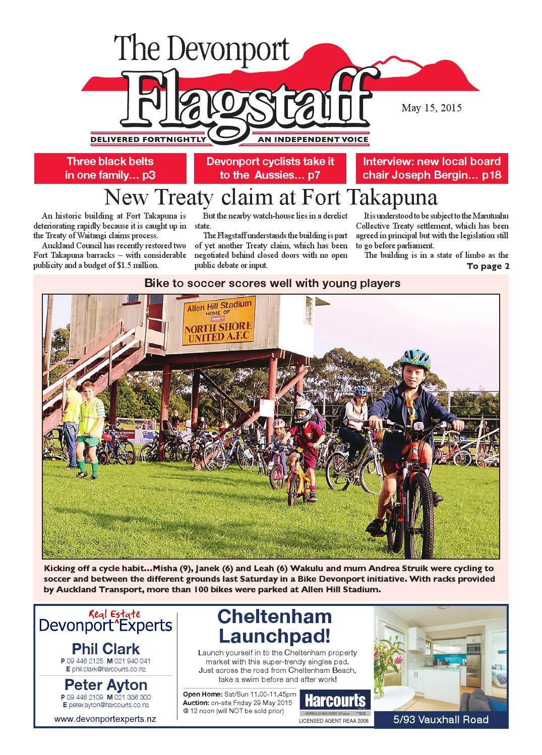 Oct devonportflagstaff by Devonport Flagstaff   issuu