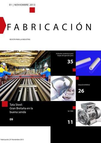 Revista Fabricación 01