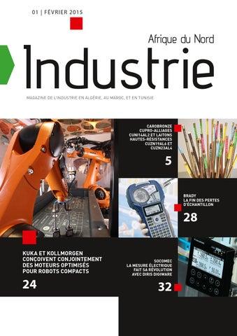 Industrie Afrique du Nord 01