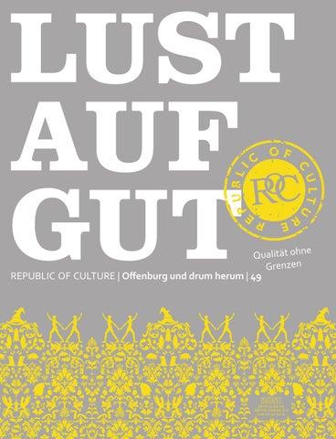 LUST AUF GUT Magazin | Offenburg Nr. 49