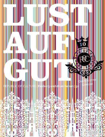 LUST AUF GUT Magazin | Freiburg Nr. 50