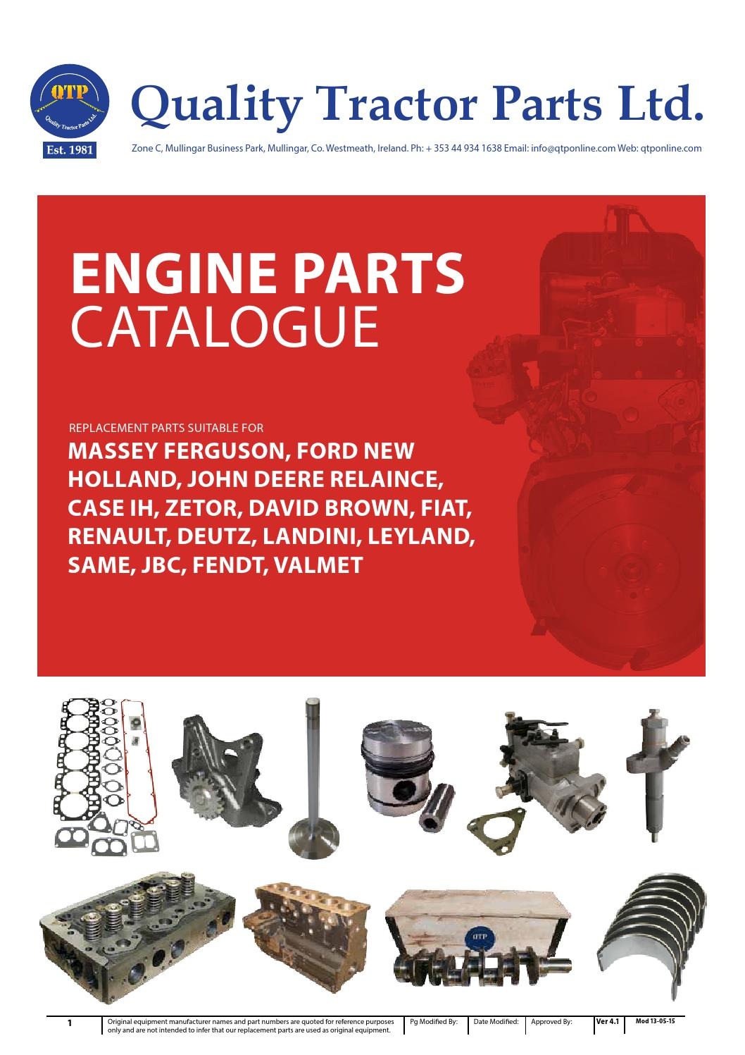 Case Ce Parts Catalog Diagram Electronic Epc Online Catalogue Autofiles Engine By Quality Tractor Issuu
